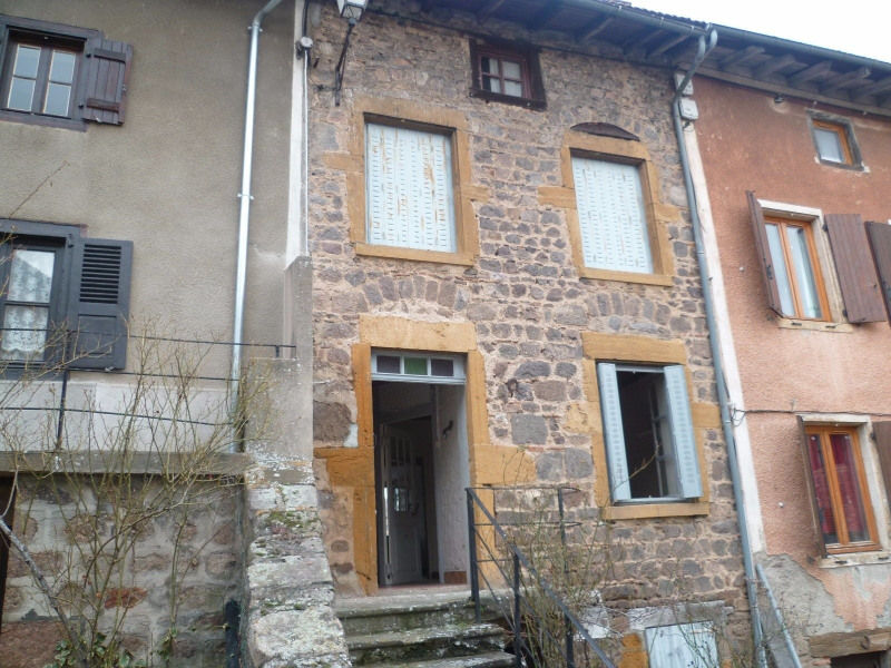 Vente maison / villa Bessenay 75000€ - Photo 2