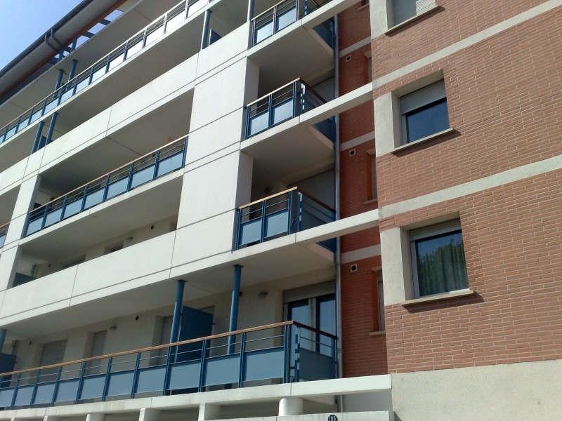 Location appartement Toulouse 602€ CC - Photo 1