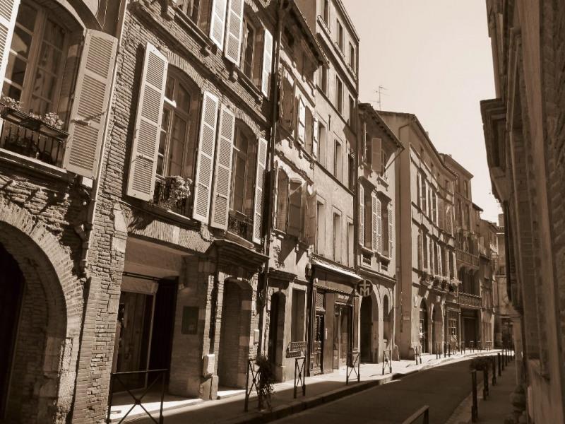 T2 bis dans le centre historique de Toulouse