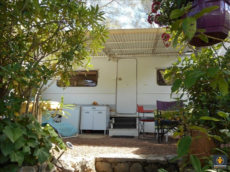Sale site Frejus 64 000€ - Picture 1