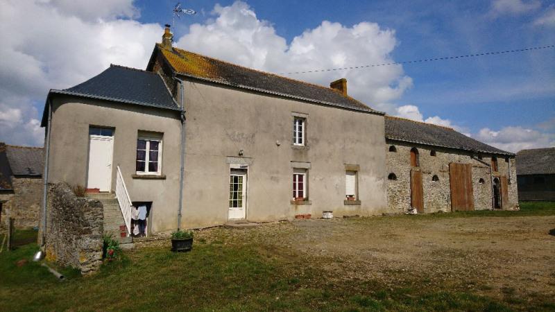 Sale house / villa Saint ouen des toits 159400€ - Picture 1