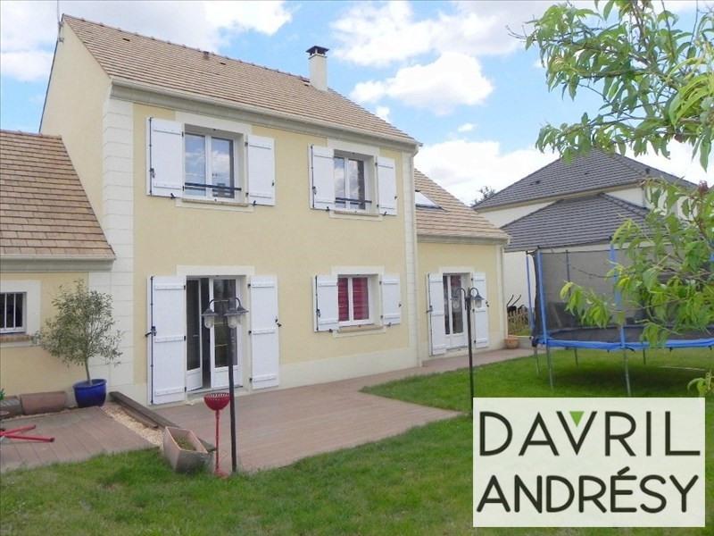 Vente maison / villa Maurecourt 499000€ - Photo 1