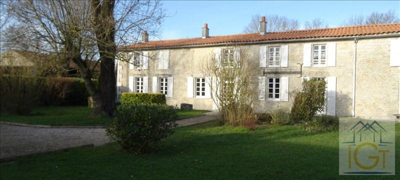 Sale house / villa St medard d aunis 436000€ - Picture 2