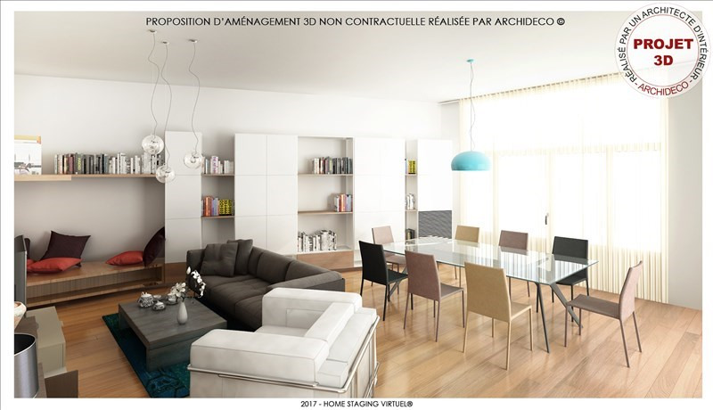 Vente appartement Metz 320 000€ - Photo 3