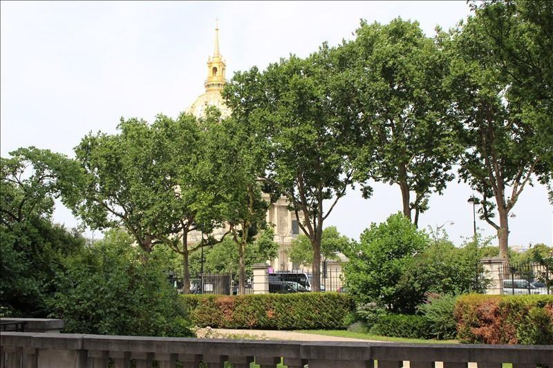 Venta  apartamento Paris 7ème 468000€ - Fotografía 9