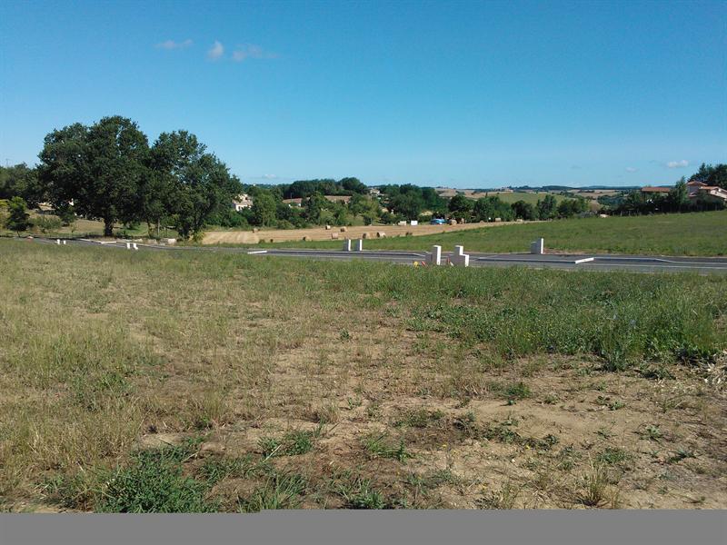 Vente terrain Villemur  sur tarn 39000€ - Photo 1
