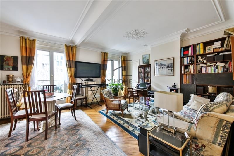 Vente appartement Paris 17ème 730 000€ - Photo 2