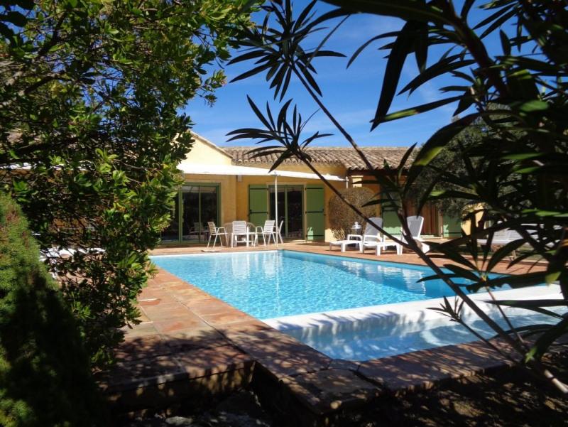 Sale house / villa Salernes 546000€ - Picture 1