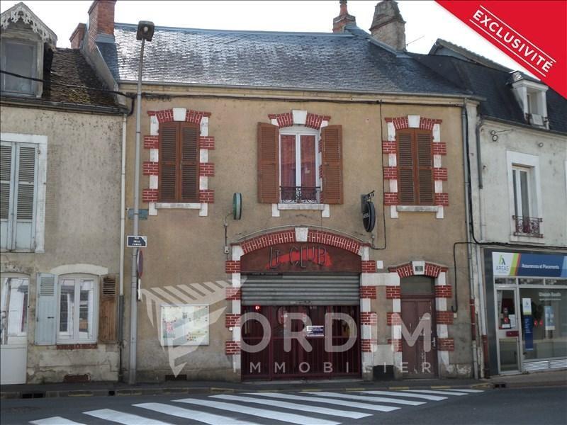 Investment property building Cosne cours sur loire 132000€ - Picture 1