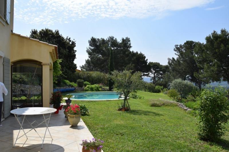 Vente de prestige maison / villa Ventabren 936000€ - Photo 4