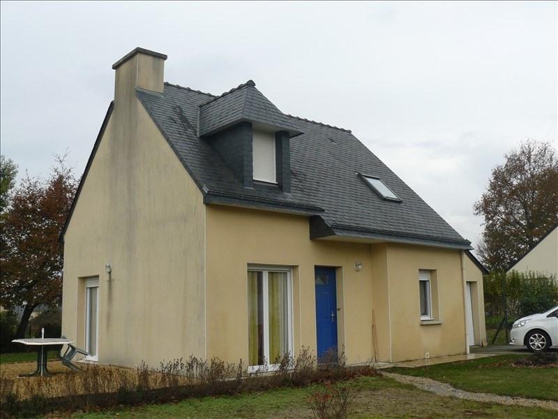 Sale house / villa Josselin 142000€ - Picture 1