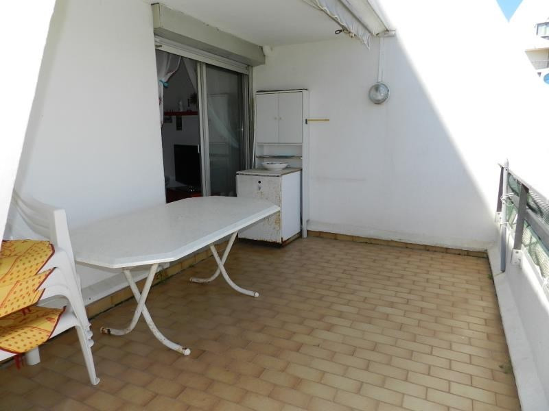Vente appartement La grande motte 143000€ - Photo 7