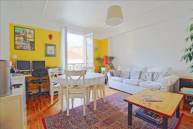 Venta  apartamento Paris 20ème 525000€ - Fotografía 2