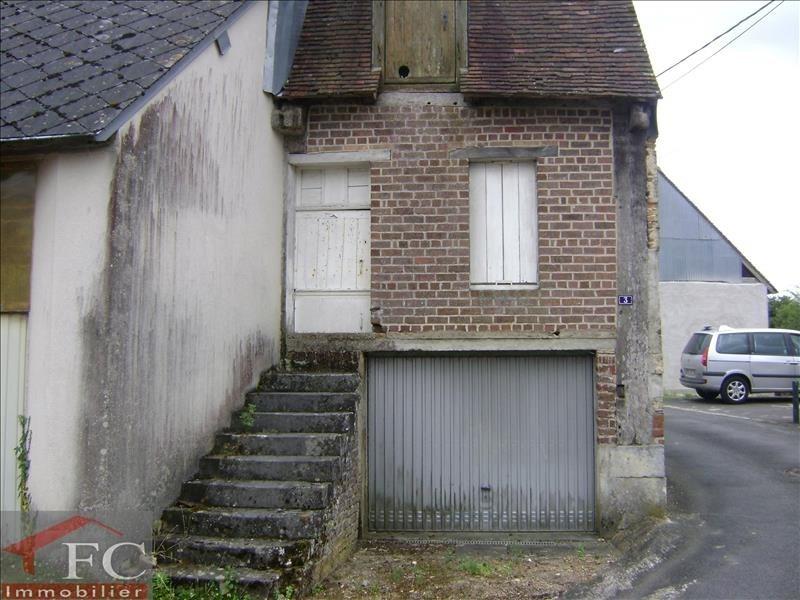 Sale house / villa Authon 54300€ - Picture 2