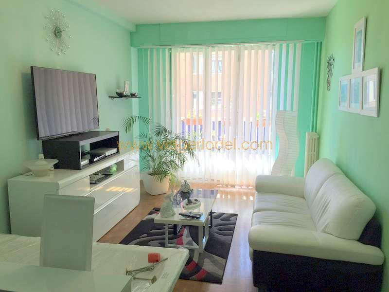 Viager appartement Nice 77 500€ - Photo 1