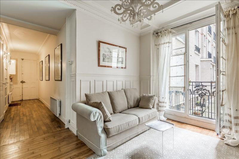 Sale apartment Paris 15ème 472500€ - Picture 2