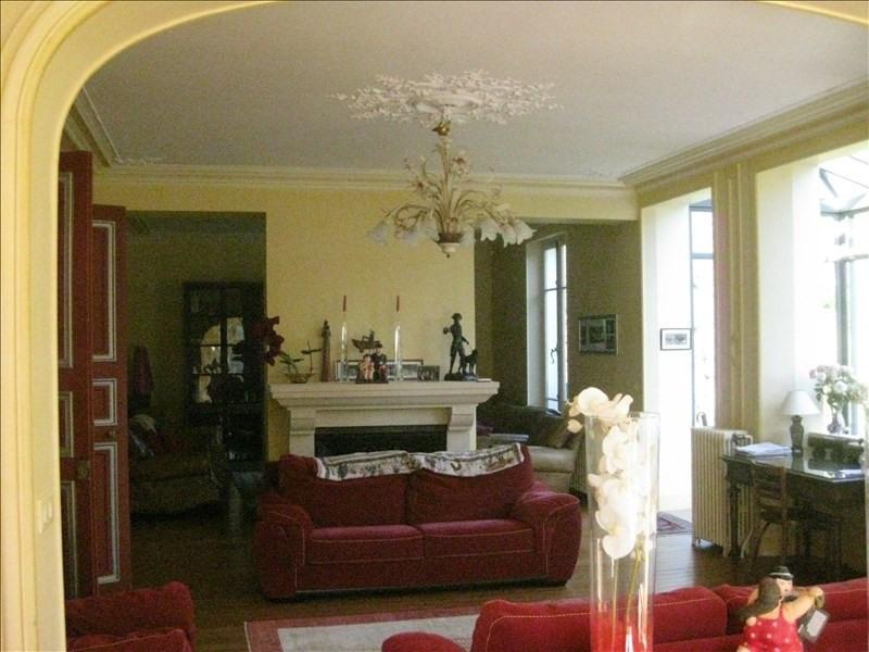 Deluxe sale house / villa Vetheuil 840000€ - Picture 5