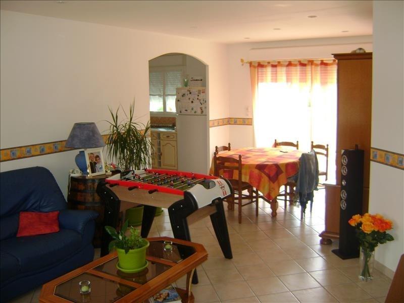 Sale house / villa Auzouer-en-touraine 176000€ - Picture 4