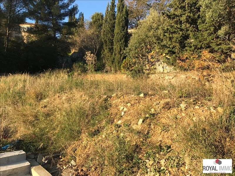 Vente terrain Toulon 220000€ - Photo 2