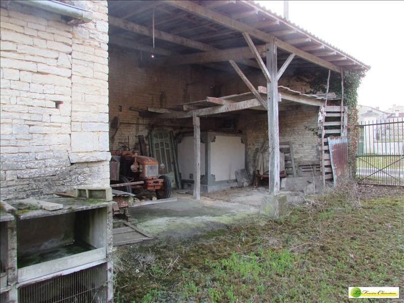 Vente maison / villa Aigre 49000€ - Photo 9