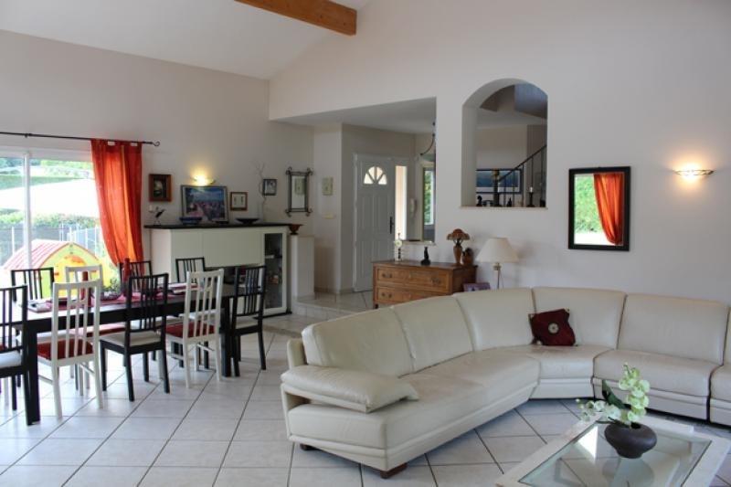 Vente de prestige maison / villa Villette d anthon 622000€ - Photo 7