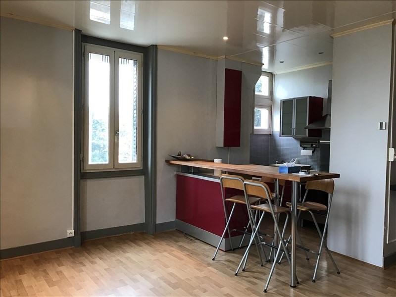 Vendita appartamento Roanne 60000€ - Fotografia 1