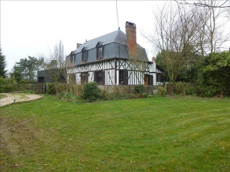 Sale house / villa Lieurey 310000€ - Picture 1