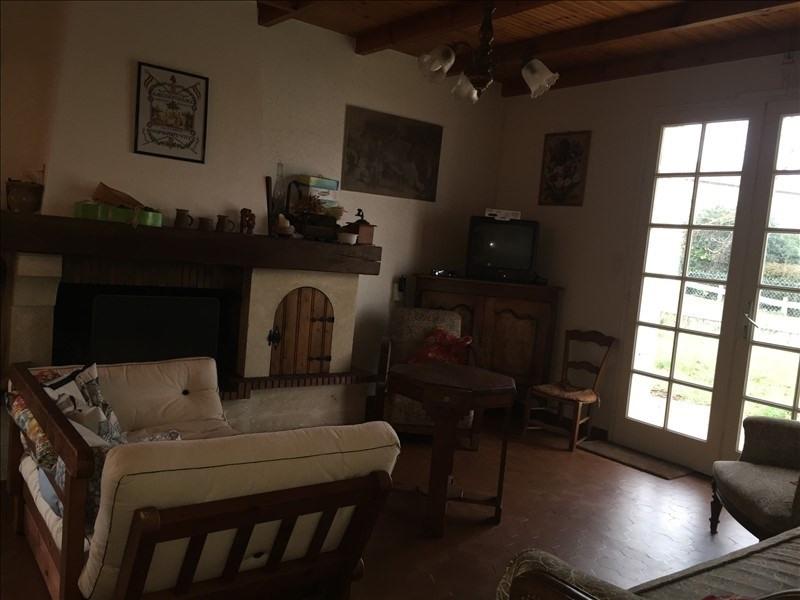 Vente maison / villa Longeville sur mer 176800€ - Photo 4