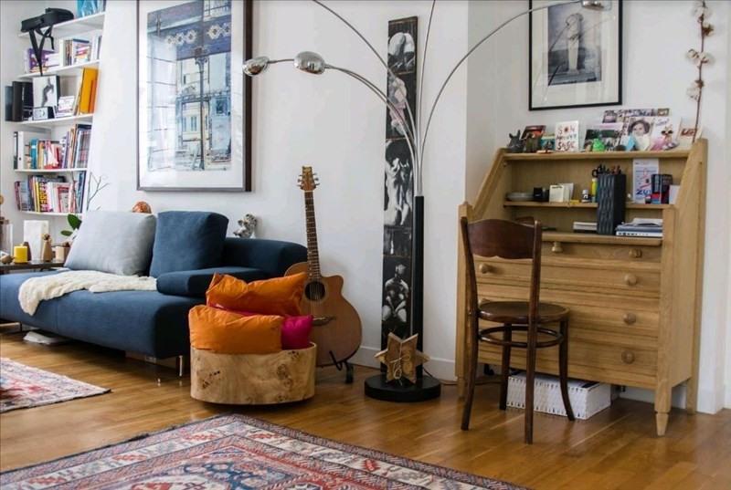 Sale apartment Paris 5ème 628000€ - Picture 3