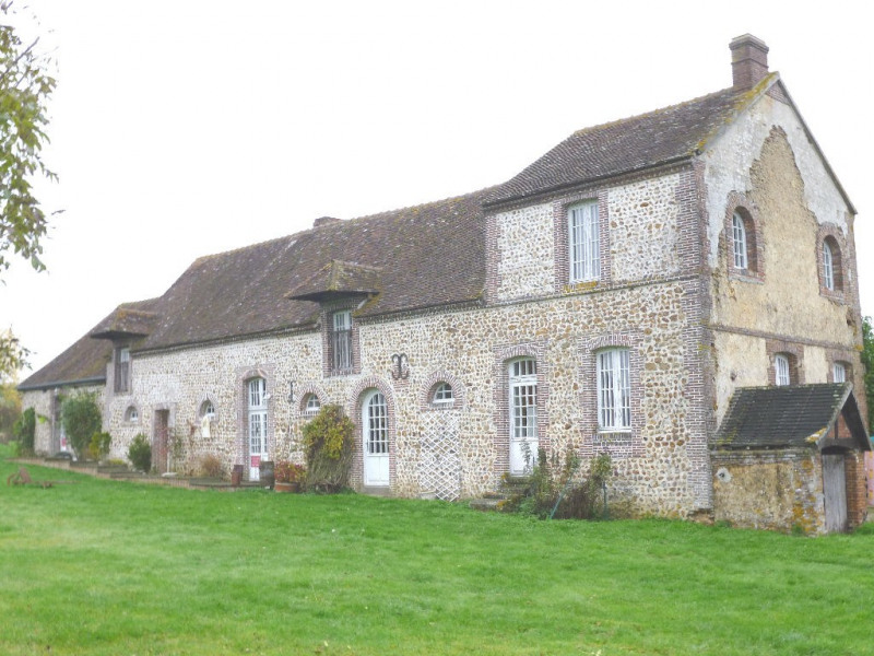 Sale house / villa Verneuil d'avre et d'iton 527000€ - Picture 2