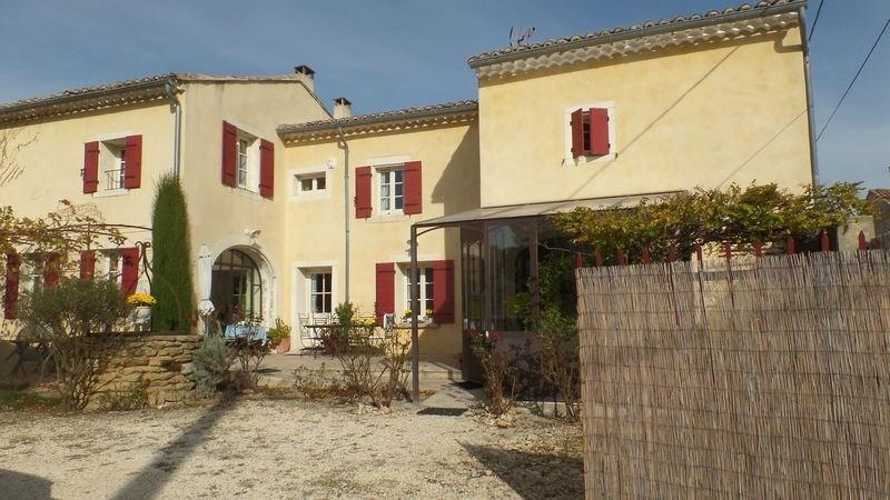 Vente maison / villa Suze-la-rousse 418000€ - Photo 26