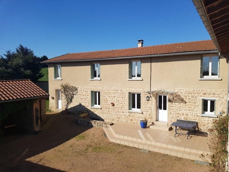 Vente maison / villa Feurs 475000€ - Photo 1