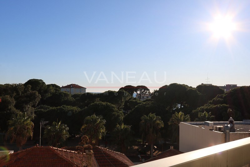 Vente de prestige appartement Juan-les-pins 430 000€ - Photo 5
