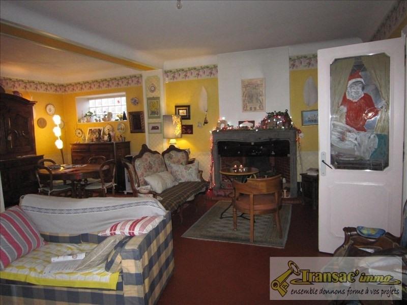 Produit d'investissement maison / villa Peschadoires 222600€ - Photo 1