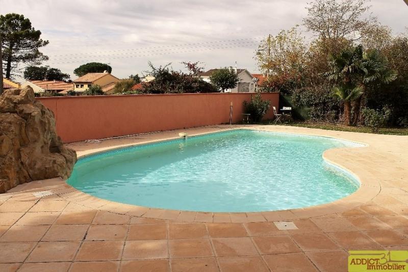 Vente maison / villa Secteur montrabé 499000€ - Photo 1