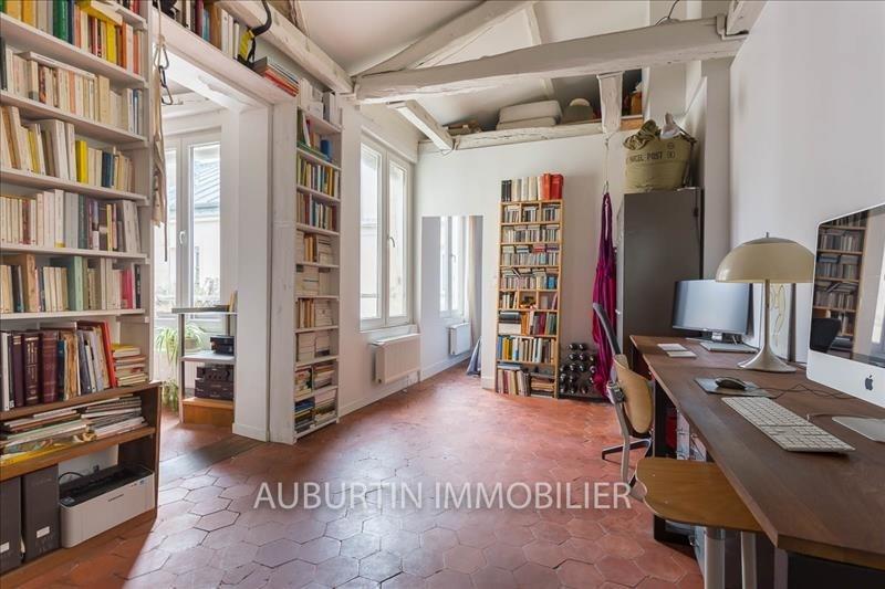 Venta  apartamento Paris 18ème 430000€ - Fotografía 2