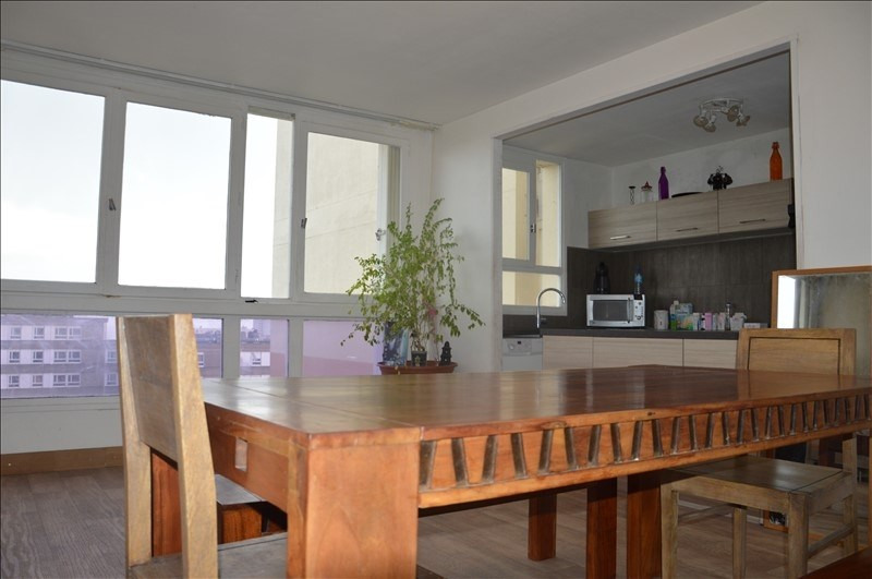Sale apartment Herouville st clair 113 400€ - Picture 2
