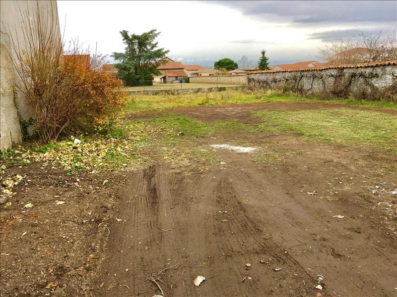 Venta  terreno St cyprien 76000€ - Fotografía 1