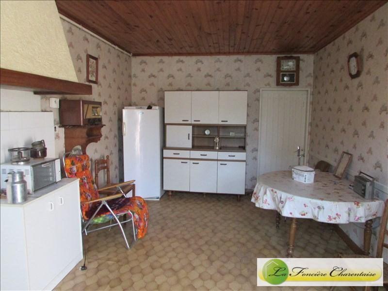 Vente maison / villa Aigre 89000€ - Photo 4