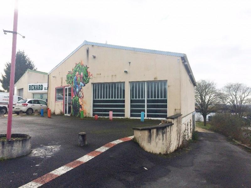 Location Local d'activités / Entrepôt Puymoyen 0