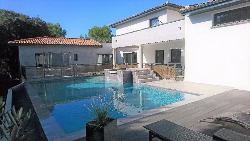 Deluxe sale house / villa Aubais 850000€ - Picture 2