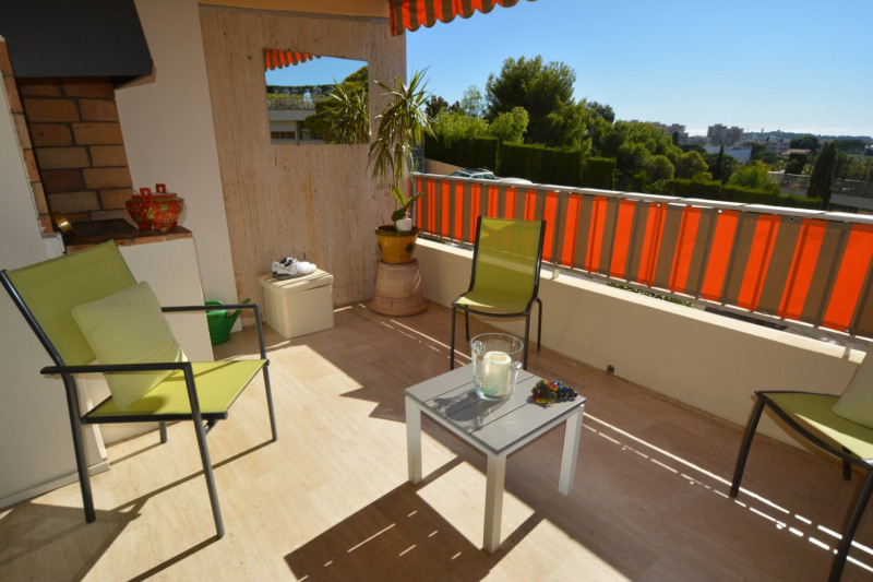 Sale apartment Antibes 285000€ - Picture 2