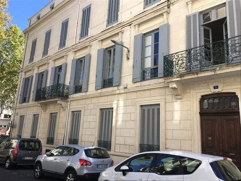 Rental apartment Nimes 950€ CC - Picture 1