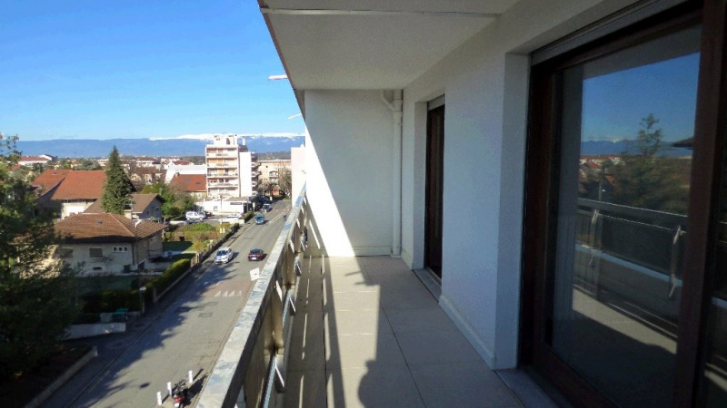 Rental apartment Ville la grand 610€ CC - Picture 1