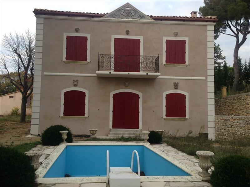 Deluxe sale house / villa Aix en provence 1260000€ - Picture 2
