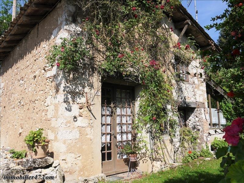 Vente maison / villa Castelmoron sur lot 59900€ - Photo 1