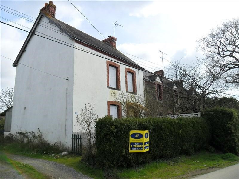 Vente maison / villa Guenrouet 56940€ - Photo 1