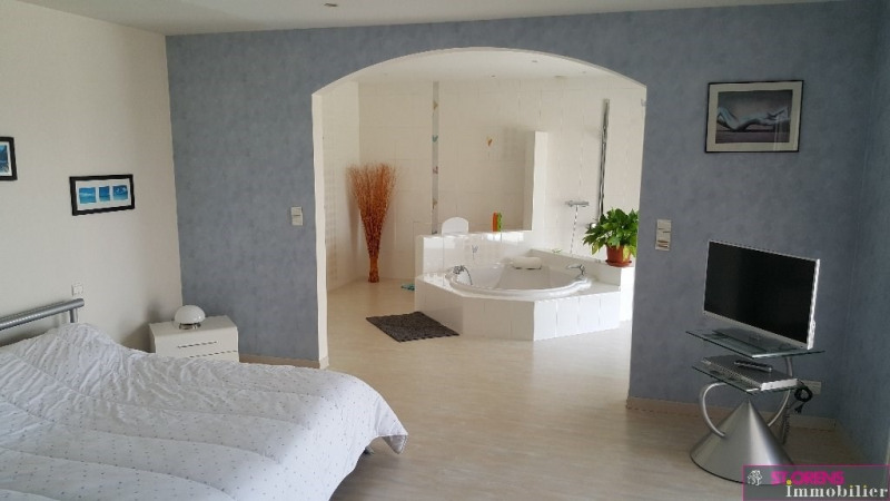 Deluxe sale house / villa Quint-fonsegrives 10 minutes 630000€ - Picture 3