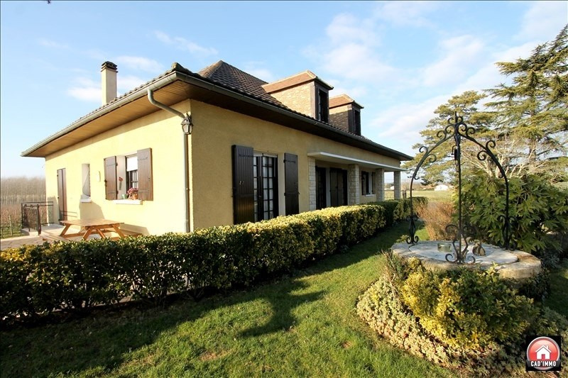 Sale house / villa Lamonzie saint martin 342000€ - Picture 8