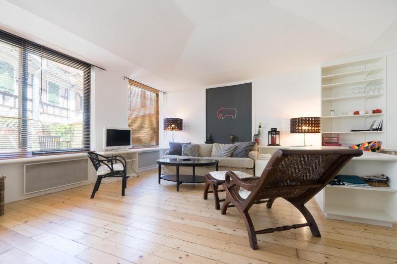 Verhuren vakantie  appartement Strasbourg 560€ - Foto 2